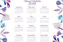 kalender 2018 Tumblr