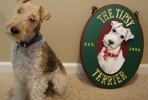 The Art of Terriers / Dog Art