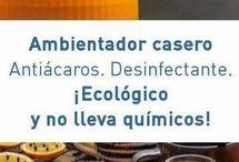 Ambientador casero