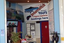 Magic Broomstick Segway Tours Devonport Auckland / The Ultimate FUN