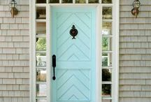 DOOR IDEAS / by Green Valley Roofing Siding Windows