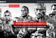 Gymbat - Vücut Geliştirme - Fitness - Vücut geliştirme