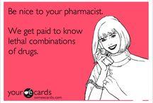 pharmacist things