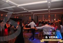 Nick & Vera | September 2013 | Mohito Bay Beach Bar | Athens / The Wedding of Nick & Vera in Athens, on September 2013