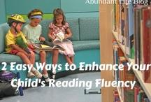 Reading / by Jennifer A. Janes