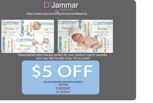 Ongoing Monthly Sale! / Let people know about our maternity clothes sale. Maternity shirts. and personalized baby gifts