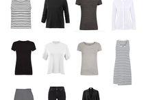 Inspiration Capsule Wardrobe