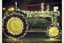 farm christmas