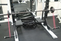 Exercise Equipment / Some of my favorite exercise equipment.