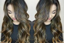 Hair Color Trends 2015 / Here we're compiling Hair Color Trends for 2015. Hair by various stylists at PR at Partners Salons. www.PRatPartners.com