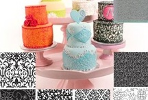 Tools for cake decorating