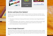 Google Classroom / All things Google Classroom