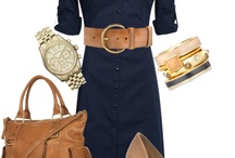 Business casual / Fashionable, chic, and effortless workwear!