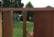 Sonnenschutz - Sichtschutz / Sonnenschutz - Sichtschutz