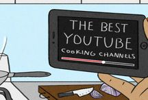 You tube cooking bloggers
