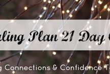 21 Day Appealing Plan Challenge / Participants in the 21 Day Challenge are invite to join, meet the others on this journey, post images of your daily achievements, collages your ideal gathering or simply collect inspiration from others. Want to learn more start your journey here: http://bit.ly/Challenge21day
