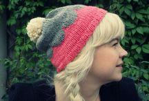 Puikoilla ja koukulla / Knitting & Crochet