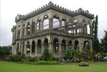 Mansion Ruins / by Jaime Failing