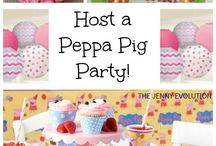 Themed Parties / Themed Parties - The best themes for your next birthday party, BBQ or playdate!