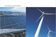 Renewable / Alternative Energy / A sampling of books available at the RIT Wallace Library
