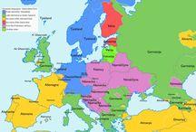 Geografia e Cartografia