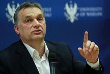 Viktor Orban / Polityczny idol z Węgier.
