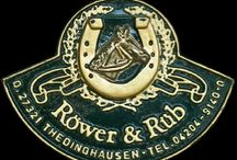 Röwer & Rüb History / For nearly 40 years, Röwer & Rüb has specialised in products and buildings for all aspects of horse-keeping and today offers not just a wide range from show-jumping fences through to the complete barn, but also a priceless wealth of experience and know-how. Even so, we're still not satisfied. We still want to improve bit by bit day by day, and this entails working not only at ourselves but also at our products.