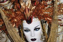 Headdress / by Mona Aboulfetouh