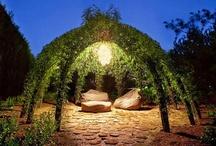 Sfeerimpressie tuincentrum smeedijzer prieel overkappingen pinterest - Prieel tuin ...