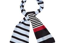 nautical style scarves