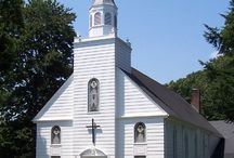 Churches / by Judy Gacek