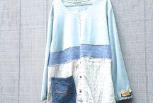 Vieux vêtements
