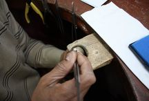 Our Workshop / Look behind the scenes at how our craftsmen create our beautiful diamond jewellery