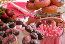Pink ideas for cancer fundraisers / by Susie N