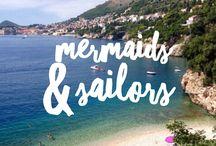 JULIO 2016: Mermaids & Sailors / ¡Nos encanta este mes en Curuuba! Ahora sí que se siente el veranito. Chanclas, bañador, arena, mar, mojito en la mano, ¿tienen todo preparado? ¿estás listo? Este es un mes donde todos corremos a la playa, los días se disfrutan más, nos relajamos y simplemente gozamos de lo lindo. Las chicas nos volvemos sirenas y ellos unos marineros picarones, el amor fluye... todo es maravilloso. En Curuuba continuaremos este mes trayéndoles más cositas que saben a mar y sol. ¡No se lo pierdan!