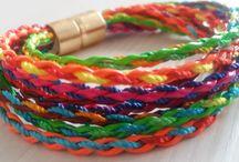 Multicolored bracelet / Handmade Bracelet