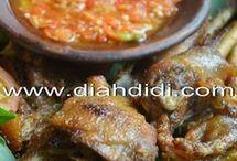 Ayam dan bebek