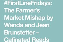 #FirstLineFridays