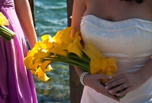 Calla Lillies Bouquets / Calla Lilies are divine, elegant & classy, ideal for a bridal bouquet. We hope you enjoy our favorite photos of Calla Lilies Wedding Bouquets!