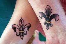 Tattoo am Handgelenk
