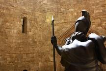 De Chirico a Castel del Monte