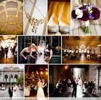Oxford Hotel Wedding / Indoor lighting ideas for wedding.