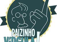Paizinho, Vírgula! / Um blog que conta as divertidas aventuras de um pai apegado, na criação de seu filho.