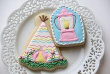 Cookies - camping