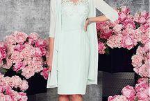 Brudensmor kjole