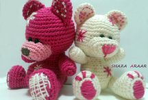 crochet . shaza