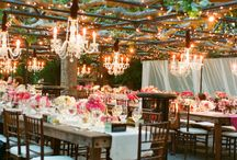 Gorgeous Wedding Receptions / by Alison Reid