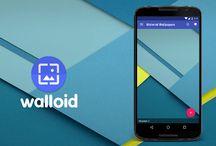 Walloid: HD Stock Wallpapers Pro v2.3.1