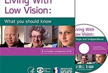 Eye Education - Low Vision