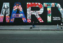 typo mural